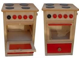 F22 houten koelkast en oven
