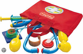 F24 dokterset fisher price