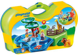 F30 playmobile123 dierentuin