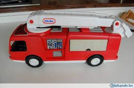 f25 brandweerwagen little tikes