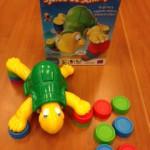 x196 - Sjakie de Schildpad (3 jaar)