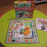 Monopoly junior - x 5