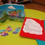 T1e boek met puzzel
